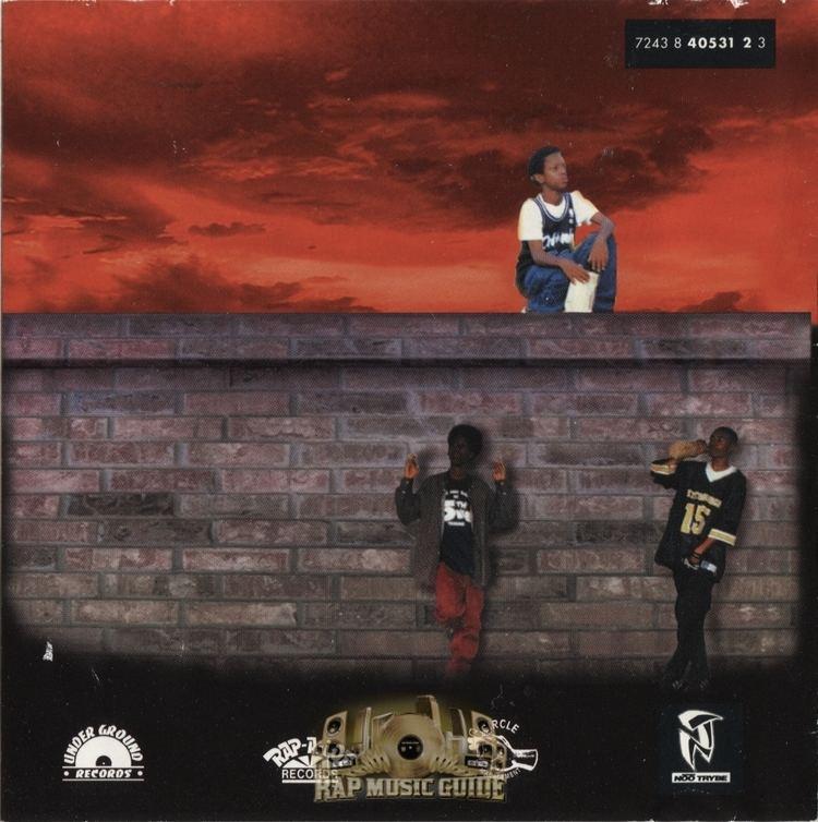 5th Ward Juvenilez 5th Ward Juvenilez Deadly Groundz CD Rap Music Guide