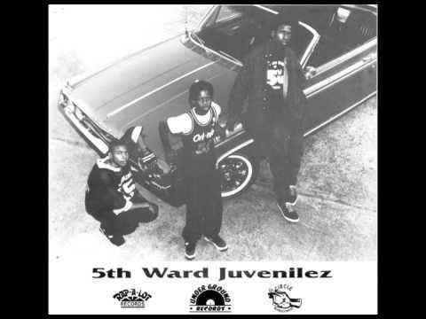 5th Ward Juvenilez 5th Ward Juvenilez GGroove Dean39s Remix 2 Bomb GFunk Houston