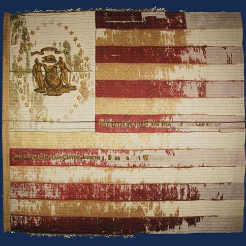 5th Wisconsin Volunteer Infantry Regiment wwwwisconsinbattleflagscomgraphicsflagsl5thW