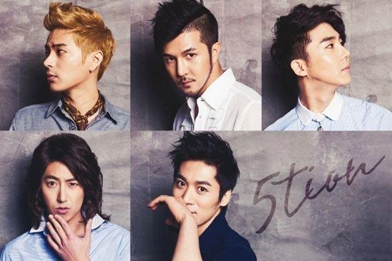 5tion 5tion JpopAsia