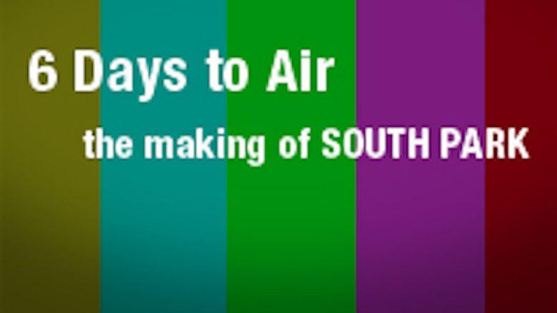 6 Days to Air movie scenes