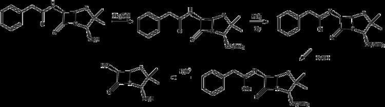 6-APA File6aminopenicillanic acid synthesispng Wikimedia Commons