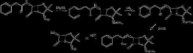 6-APA Acide 6aminopnicillanique Wikipdia