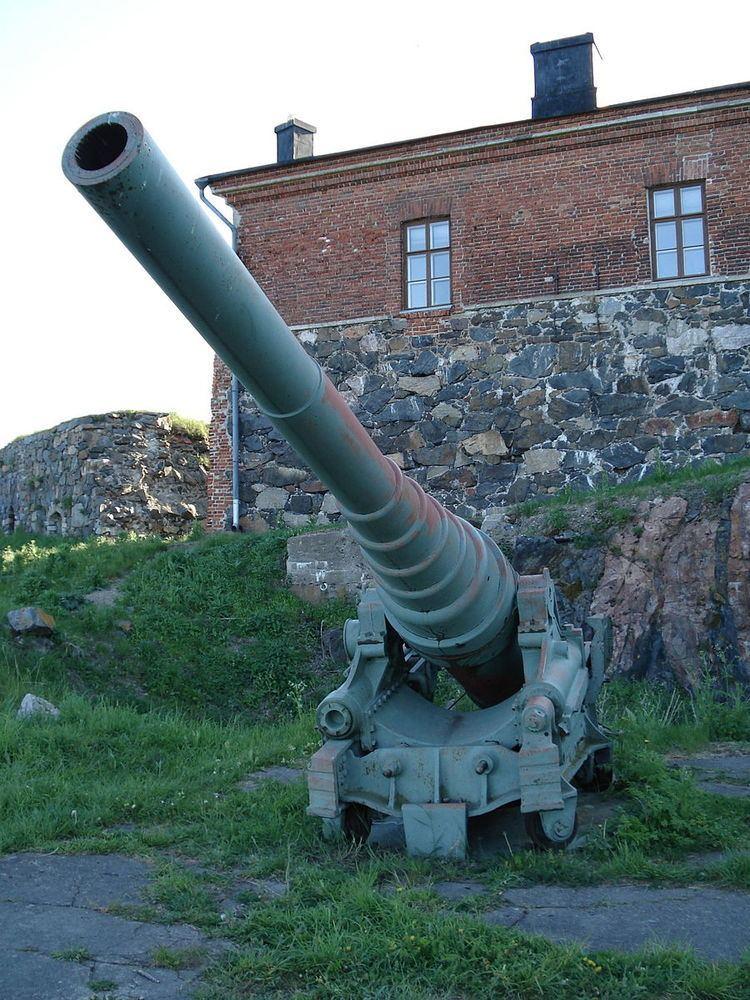 6 inch 35 caliber naval gun 1877