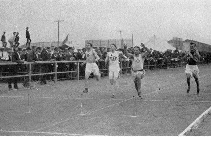 60 metres at the Olympics