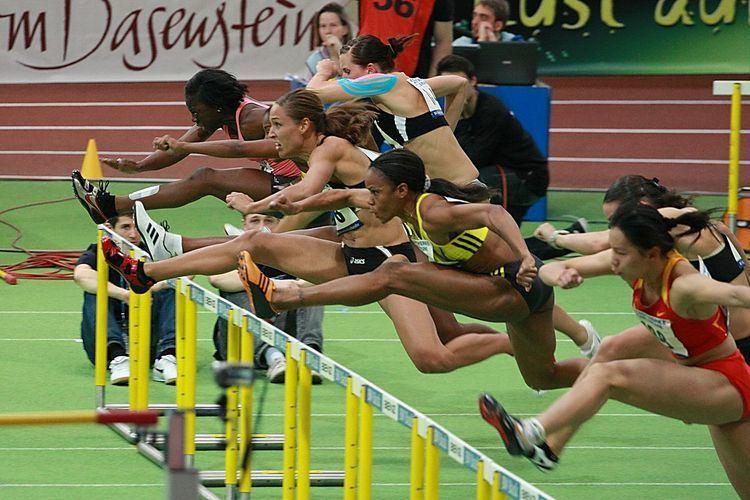 60 metres hurdles