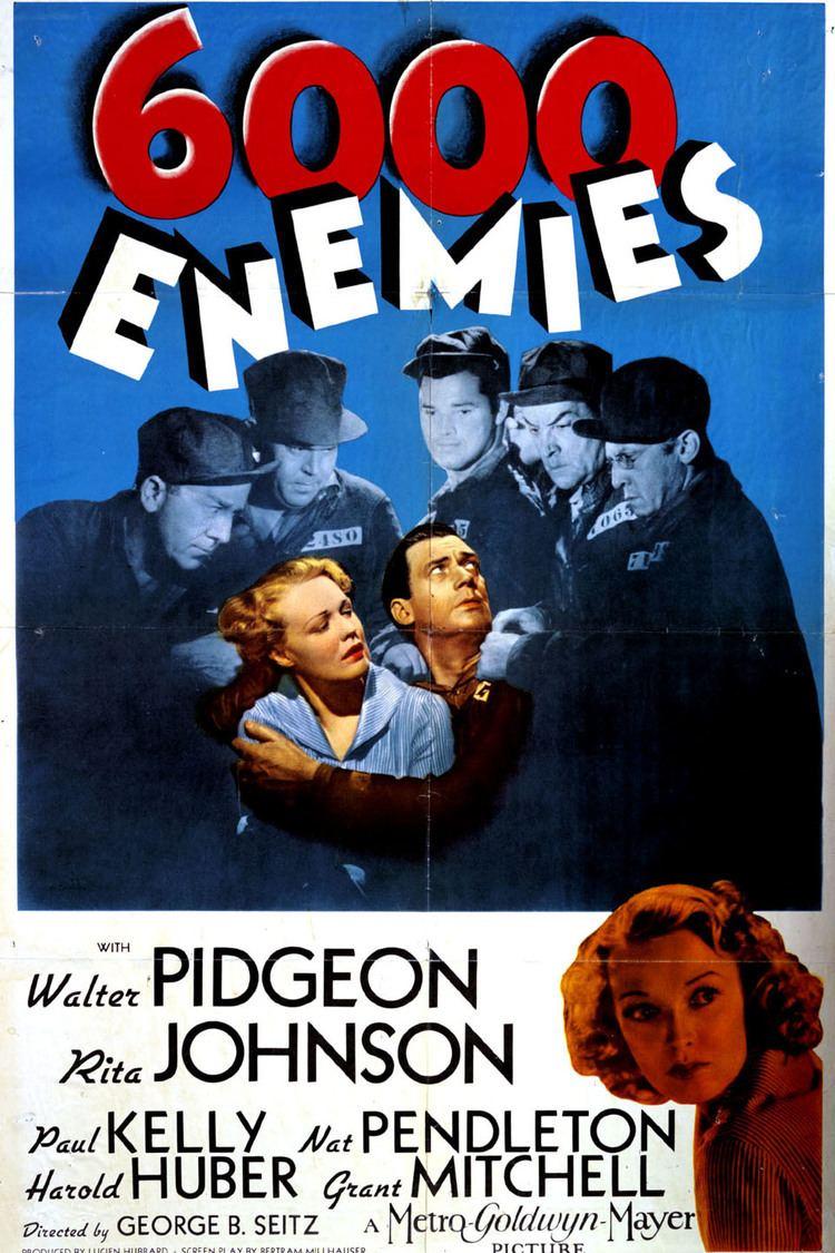 6,000 Enemies wwwgstaticcomtvthumbmovieposters42987p42987