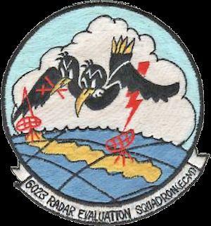 6023d Radar Evaluation Squadron