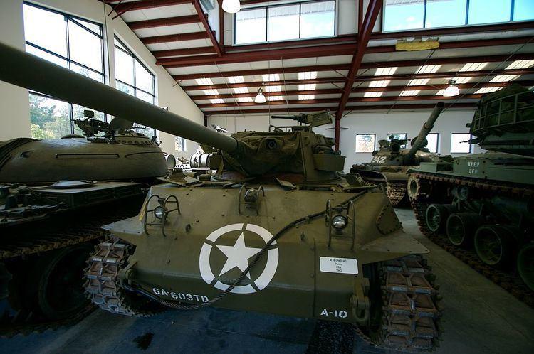603rd Tank Destroyer Battalion