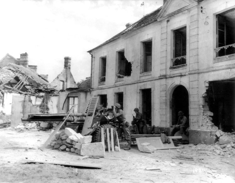 607th Tank Destroyer Battalion