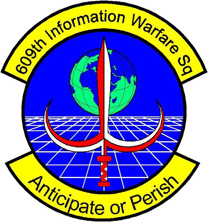 609th Information Warfare Squadron