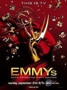 60th Primetime Emmy Awards httpsuploadwikimediaorgwikipediaenthumbe