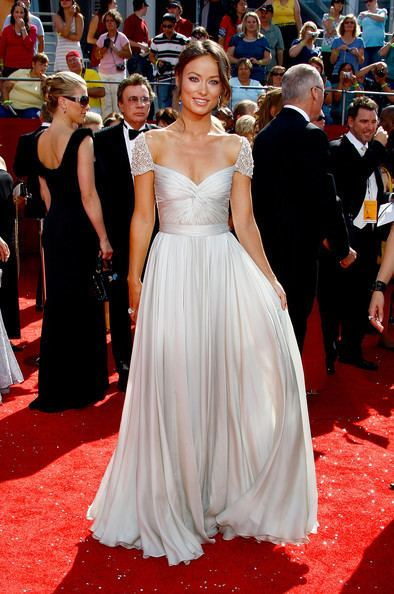 60th Primetime Emmy Awards Olivia Wilde Pictures 60th Primetime Emmy Awards Arrivals