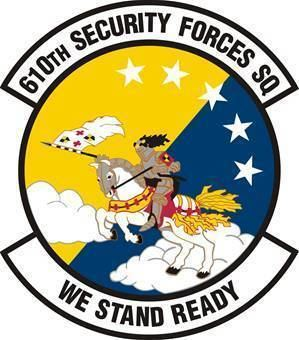 610th Security Forces Squadron