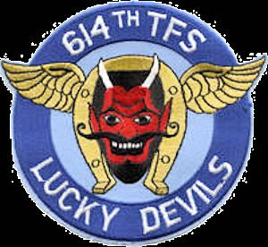 614th Tactical Fighter Squadron
