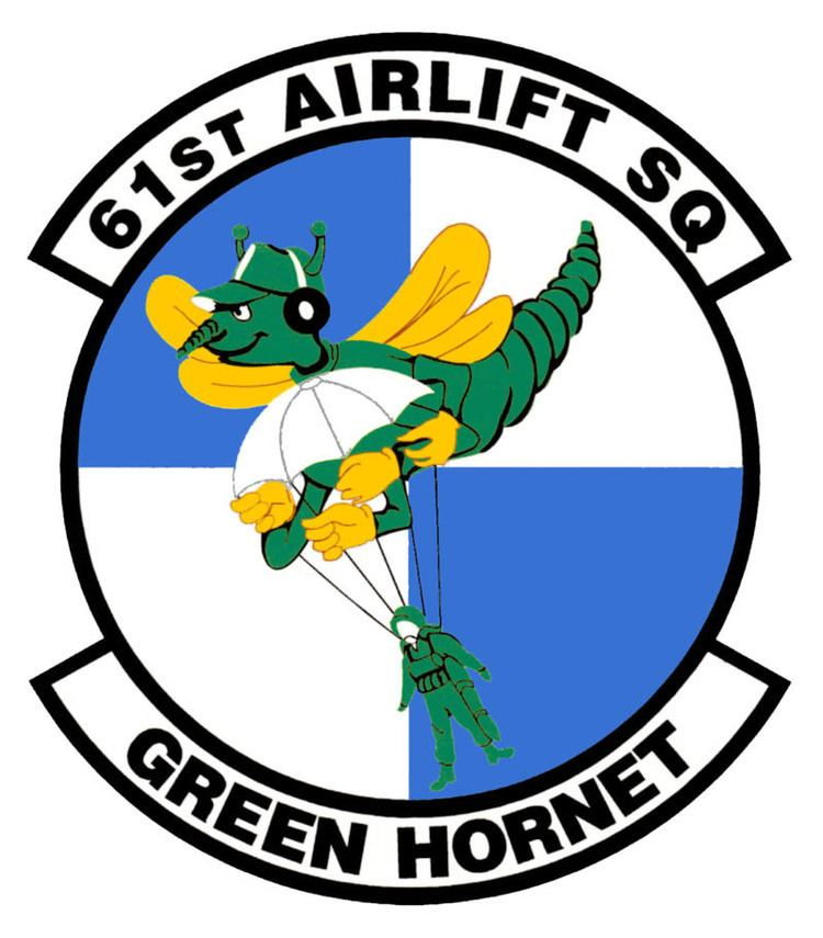 61st Airlift Squadron