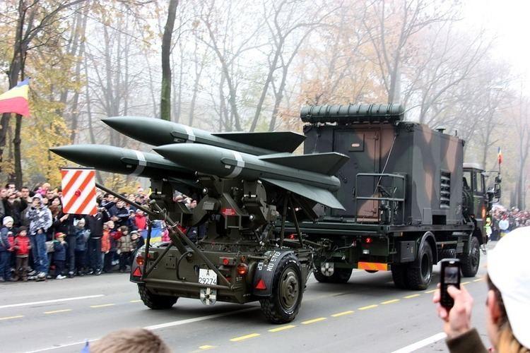 61st Anti-aircraft Missiles Regiment (Romania)