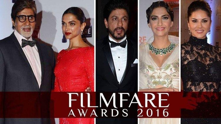 61st Filmfare Awards 61st Filmfare Awards 2016 FULL VIDEO RED CARPET Deepika Padukone