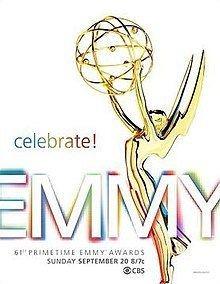 61st Primetime Emmy Awards httpsuploadwikimediaorgwikipediaenthumb2