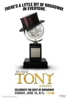 61st Tony Awards