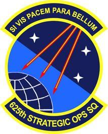 625th Strategic Operations Squadron