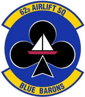 62d Airlift Squadron