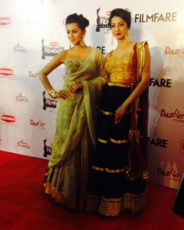62nd Filmfare Awards South 62nd Filmfare Awards South Shruti Haasan Shriya Saran Tamannaah