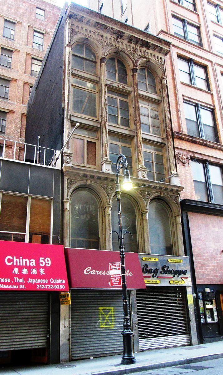 63 Nassau Street