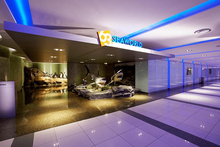 63 Seaworld Hanwha HotelsampResorts Aquazium