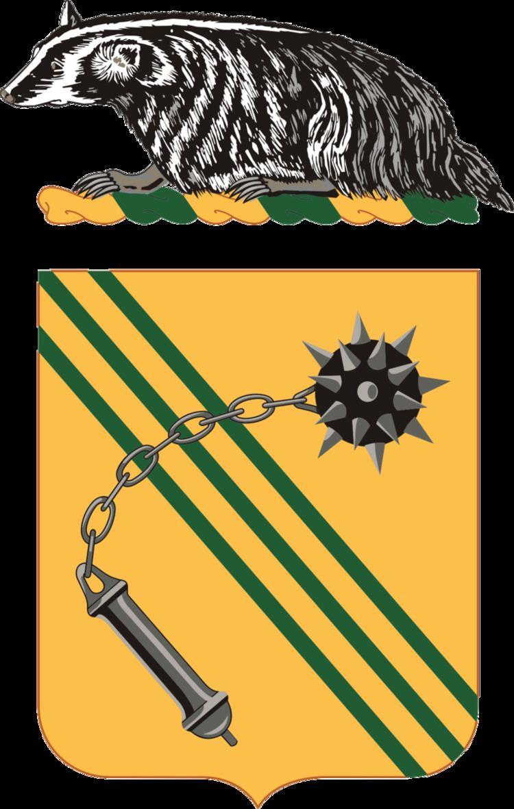 632nd Armor Regiment