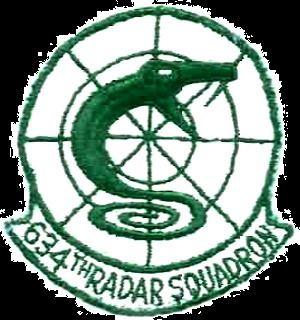 634th Radar Squadron