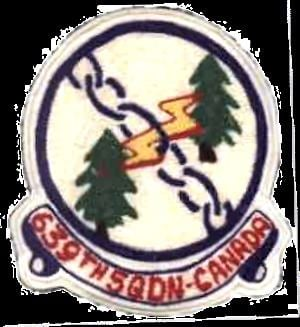 639th Aircraft Control and Warning Squadron