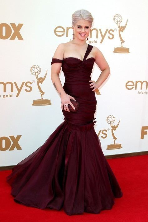 63rd Primetime Emmy Awards Celebrity Dresses Kelly Osbourne Formal Gown 63rd Primetime Emmy