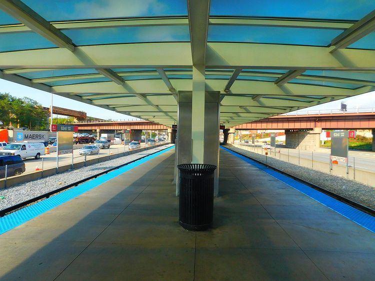 63rd station (CTA)