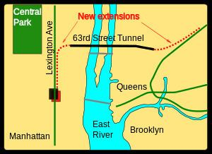 63rd Street Tunnel 63rd Street Tunnel Wikipedia