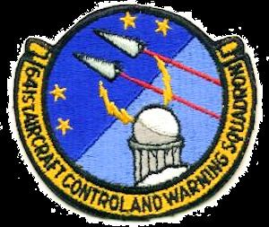 641st Aircraft Control and Warning Squadron