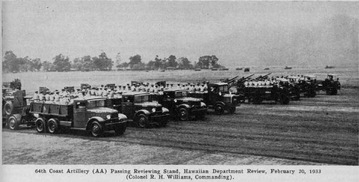 64th Coast Artillery (United States)