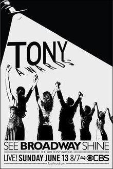 64th Tony Awards httpsuploadwikimediaorgwikipediaenthumb0