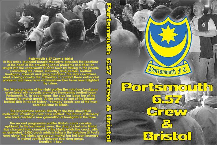 6.57 Crew dvd pompey 657 crew amp bristol