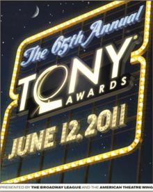 65th Tony Awards httpsuploadwikimediaorgwikipediaenthumb4