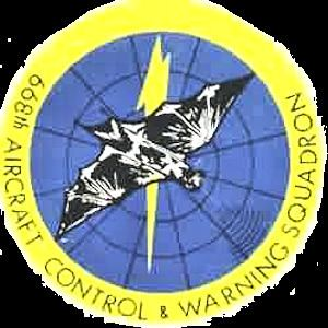 668th Aircraft Control and Warning Squadron