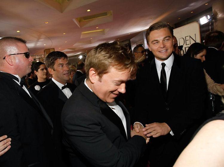 66th Golden Globe Awards Leonardo DiCaprio Photos Photos Moet amp Chandon At The 66th Golden