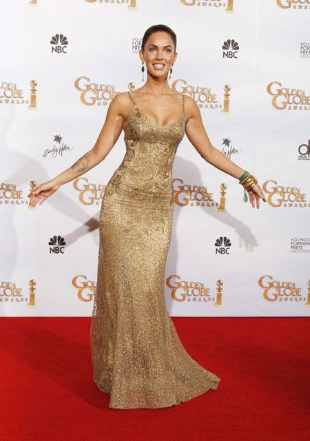 66th Golden Globe Awards Jolie Diaz and other celebs at 66th annual Golden Globe awards