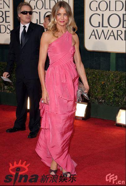 66th Golden Globe Awards Cameron Diaz at the 66th Golden Globe awards Entertainment News