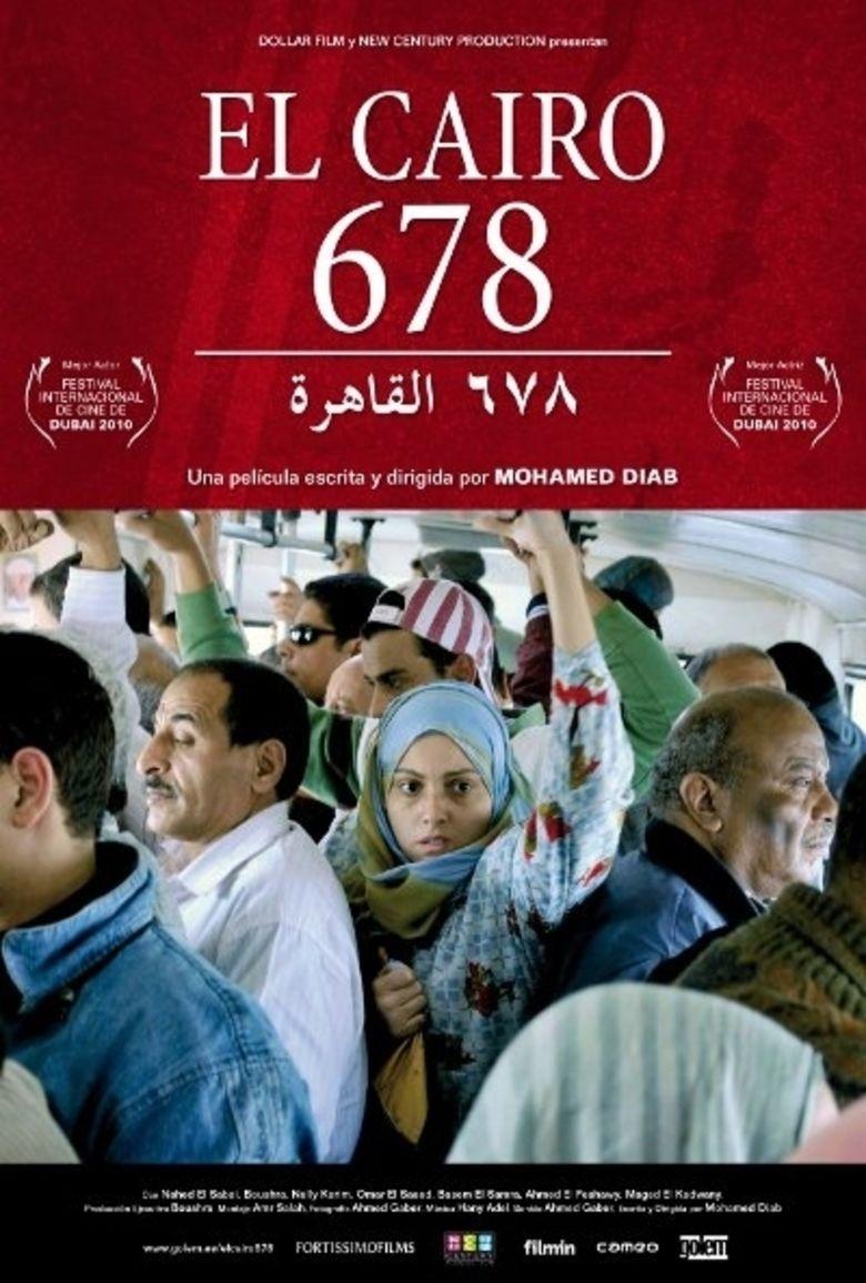 678 (film) movie poster