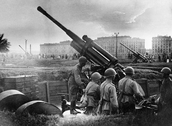 67th Anti-Aircraft Artillery Division (Soviet Union)