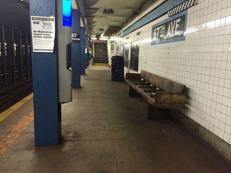 67th Avenue (IND Queens Boulevard Line)