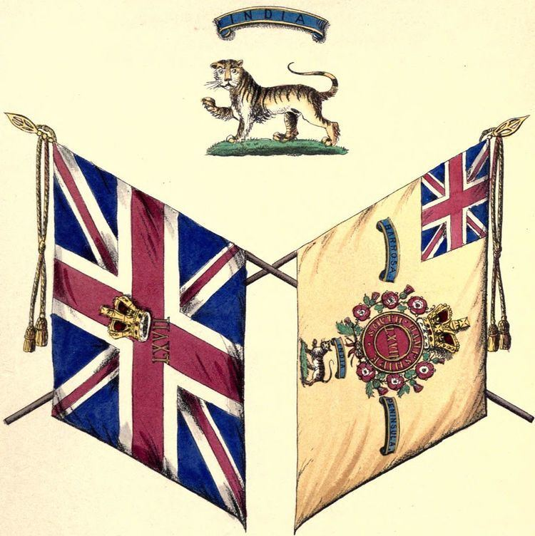 67th (South Hampshire) Regiment of Foot
