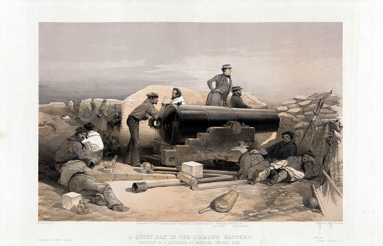 68-Pounder Lancaster gun