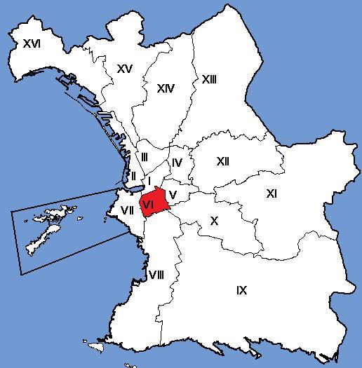 6th arrondissement of Marseille